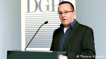 Fotógrafo Ditmar Schädel é presidente da DGPh