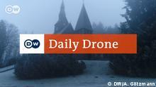 DW Daily Drone Gustav-Adolf-Stabkirche