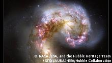 Bildergalerie mysteriöse Galaxien