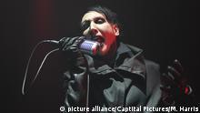 Musiker Marilyn Manson