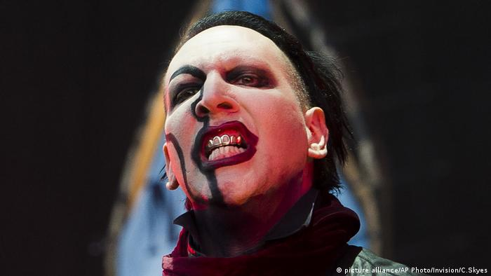 Marilyn Manson (picture alliance/AP Photo/Invision/C.Skyes)