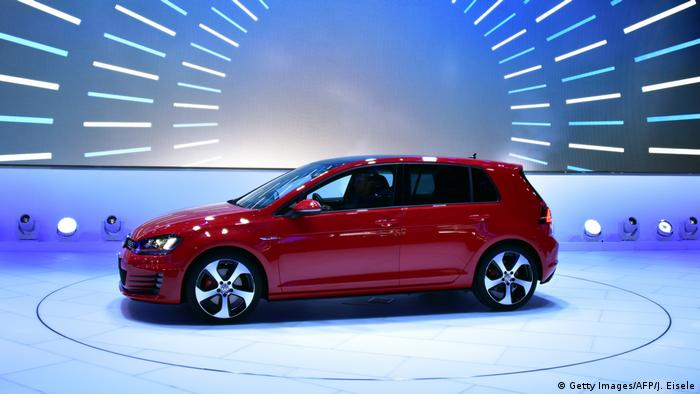 VW Golf (Getty Images/AFP/J. Eisele)