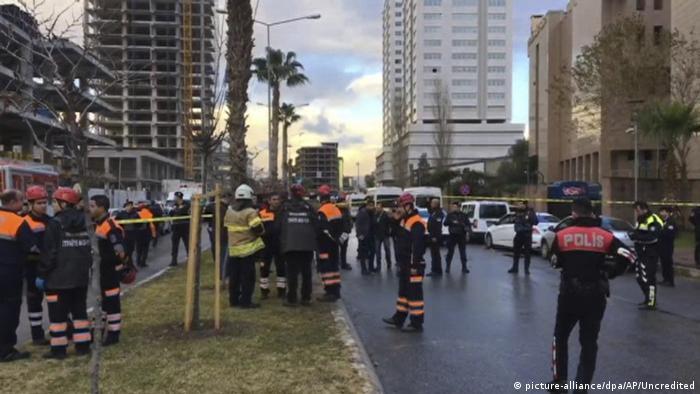 Türkei | Explosion in Izmir