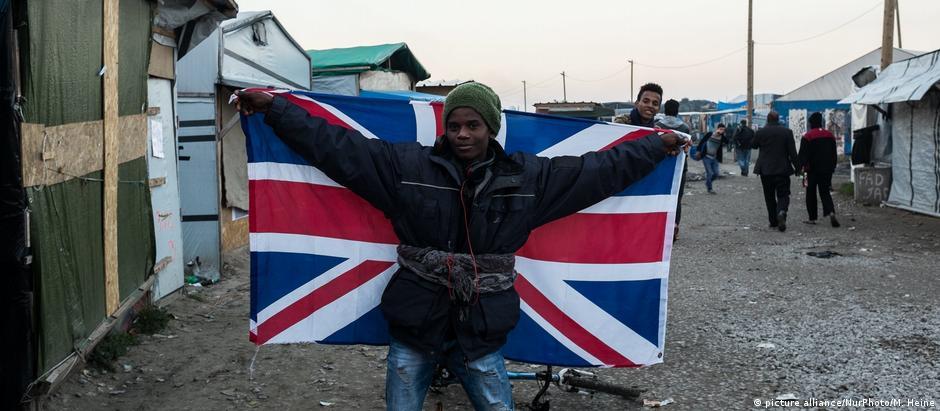 Aπό τη «ζούγκλα» του Καλαί στη Μ. Βρετανία