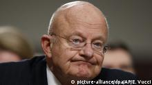 USA | Anhörung im Kongressauschuss Foreign Cyber Threats to the United States | James Clapper