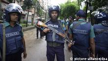 Bangladesch Dhaka Anschlag Holey Artisan Bakery Polizei