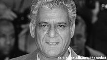 Om Puri Schauspieler British Actor Attending the London premiere of the film The Parole...