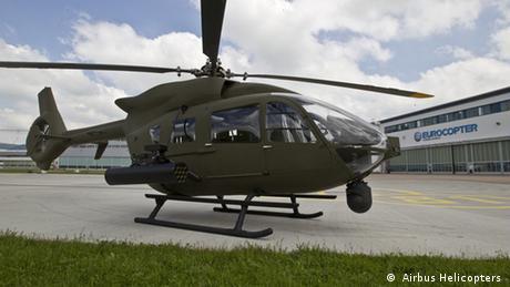 Україна придбає 55 гелікоптерів Airbus Helicopters