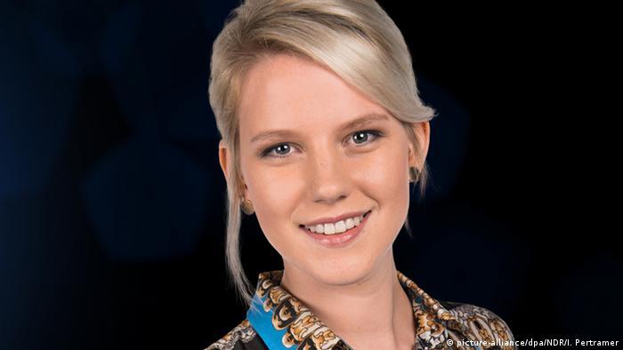 Eurovision Song-Contest Die Kandidaten für den ESC-Vorentscheid- Levina (picture-alliance/dpa/NDR/I. Pertramer)