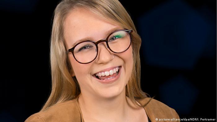 Eurovision Song-Contest Die Kandidaten für den ESC-Vorentscheid - Helene Nissen (picture-alliance/dpa/NDR/I. Pertramer)
