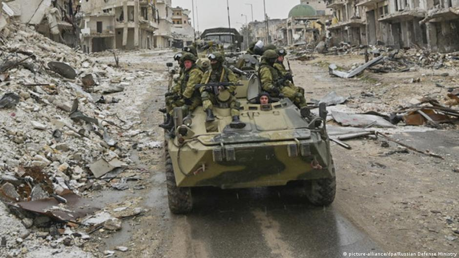The strengths and weaknesses of Russia′s military   Europe  News and
