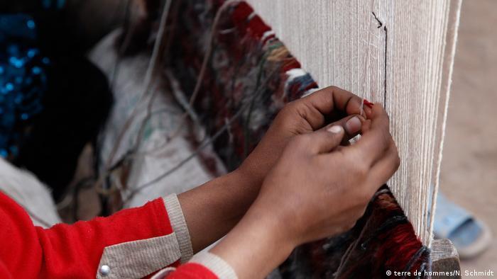 Terre des Hommes - 50 Jahre - Kinderarbeit in Indien (terre de hommes/N. Schmidt)