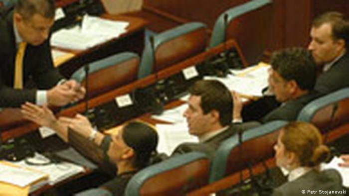 Mazedonien hat Kosovo als unabhängigen Sttat anerkannt (Petr Stojanovski)
