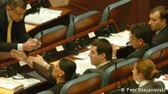 Mazedonien hat Kosovo als unabhängigen Sttat anerkannt
