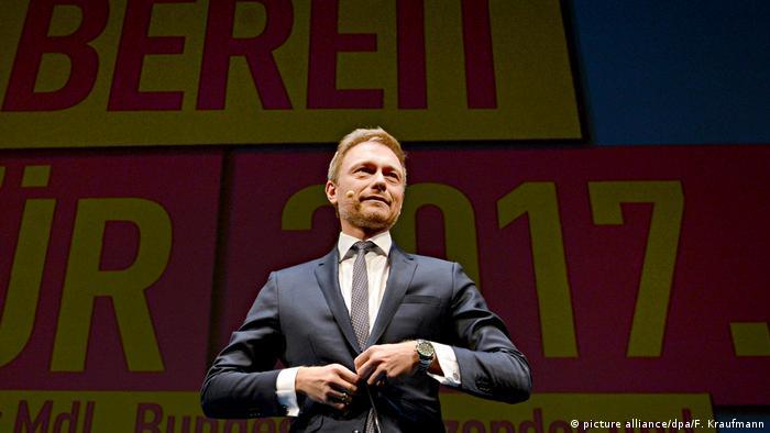 Deutschland Christian Lindner Traditionelles Dreikönigstreffen der FDP
