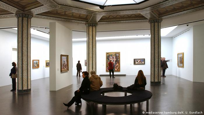 Hamburg im Wandel - Bucerius Kunst Forum (mediaserver.hamburg.de/K. U. Gundlach)
