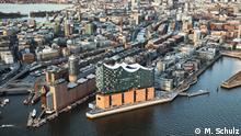 Elphilharmonie in Hamburg