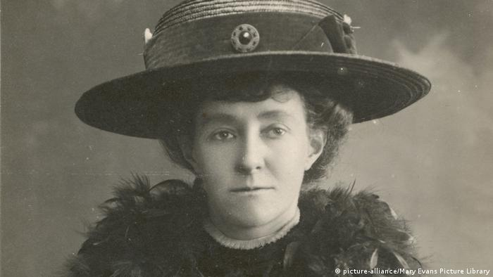 Suffragette Emily Davison (picture-alliance/Mary Evans Picture Library)