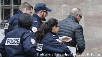 Задержание Рамуша Харадиная во Франции 4 января