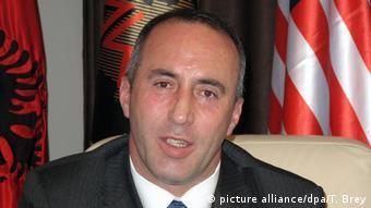 Kosovo's Ramush Haradinaj