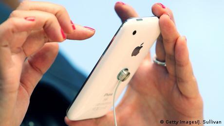 IPhone 3GS iPhone (Getty Images/J. Sullivan)