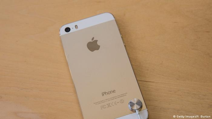 IPhone 5 (Getty Images/A. Burton)