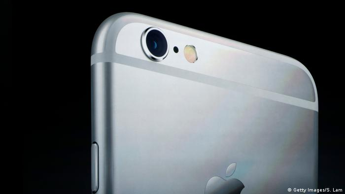 IiPhone 6 (Getty Images/S. Lam)