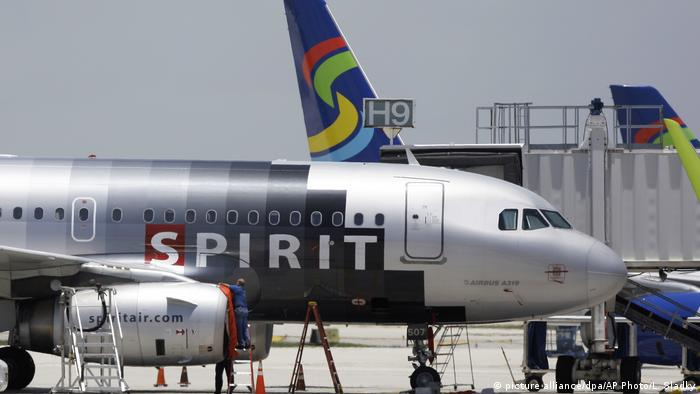 USA Flughafen Flort Lauderdale (picture alliance/dpa/AP Photo/L. Sladky)