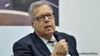 Reinhold Robbe, Präsident der Deutsch-Israelischen Gesellschaft