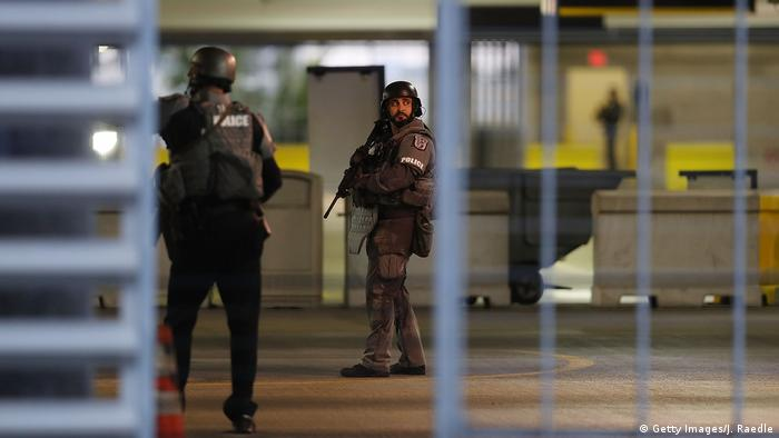 USA Schießerei im Fort Lauderdale- Hollywood International Airport (Getty Images/J. Raedle)