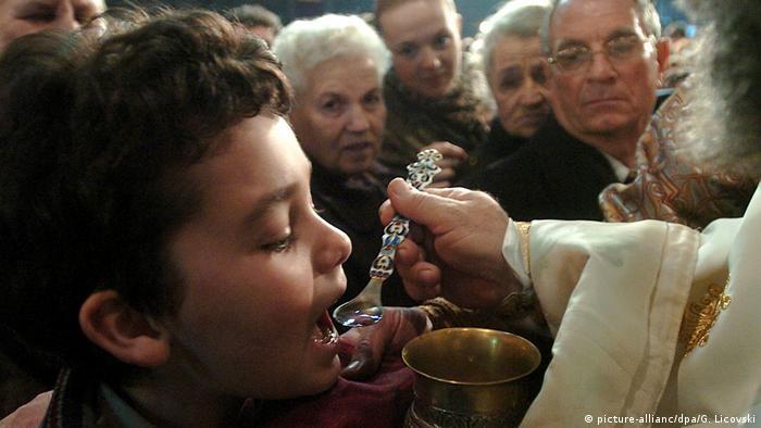 Mazedonien - Orthodoxe Weihnachten