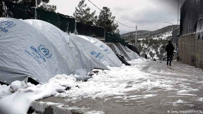 BM: Hamileler ve çocuk mülteciler kampları boşalttı