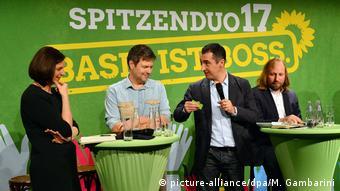 Berlin Die Grünen Urwahl der grünen Spitzenkandidaten