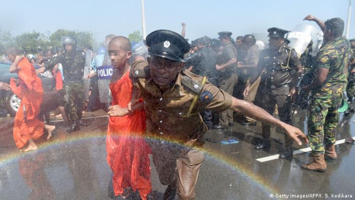 Sri Lanka Proteste