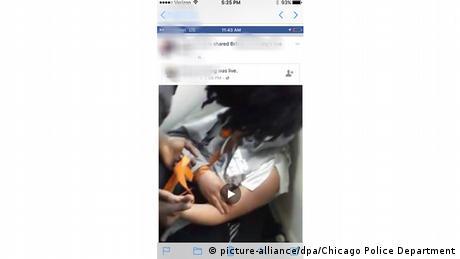 USA Chicago Festnahmen nach gepostetem Foltervideo (picture-alliance/dpa/Chicago Police Department)