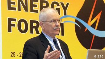 Директор East European Gas Analysis Михайло Корчемкін