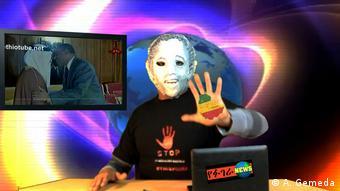 USA -Fugera News Satireprogramm von EthioTube
