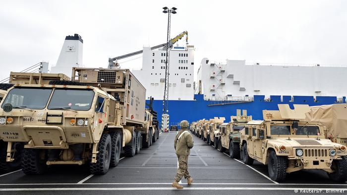 US Army Kriegsgeräte Bremerhaven