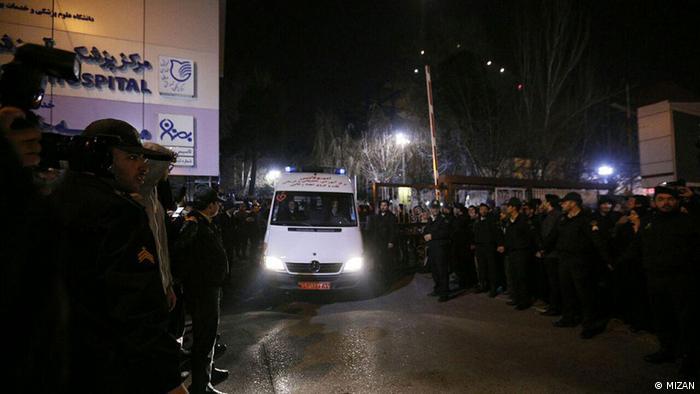 Iran Tod von Akbar Hashemi Rafsanjani (MIZAN)