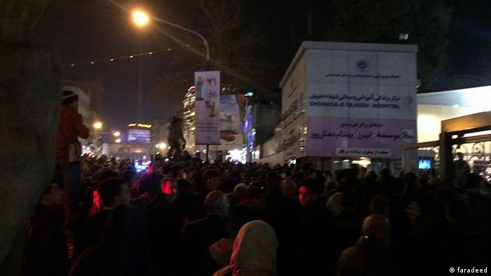 Iran Tod von Akbar Hashemi Rafsanjani (faradeed)