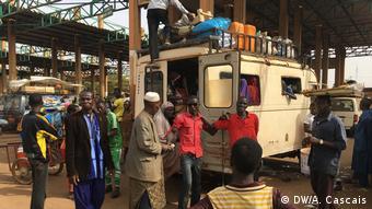 Niger Haupttransitland für Wirtschaftsflüchtlinge aus Westafrika