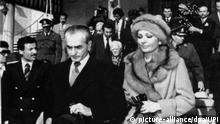 Iran Kaiserin Farah Diba von Persien