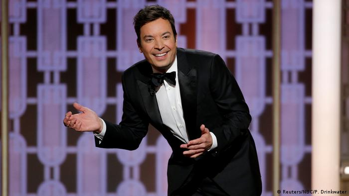 USA Golden Globes 2017 Jimmy Fallon (Reuters/NBC/P. Drinkwater)