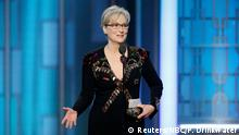 USA Golden Globes 2017 Meryl Streep