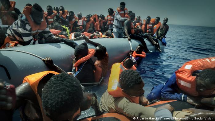 Libyen Flüchtlinge in Misrata (Ricardo García Vilanova/Photographic Social Vision)