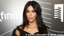 USA Kim Kardashian in New York
