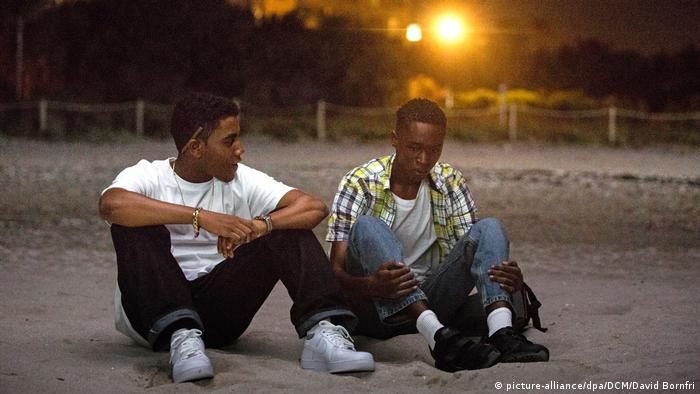 Filmstil Moonlight (Foto: picture-alliance/dpa/DCM/David Bornfri)