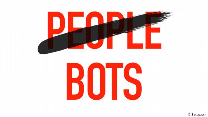 Deutschland Logo Projekt Botswatch