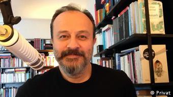 Ünsal Ünlü türkischer Journalist (Privat)