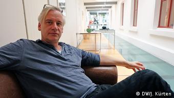 Chris Kraus (DW/J. Kürten)